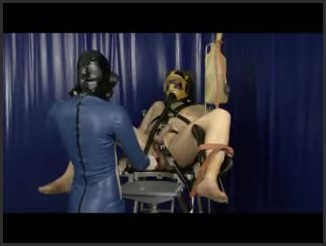 [LQ] Heavy Rubber Latex Gas Mask Breath Play Control Femdom Clinic Bondage Slave - HotFetLife - - 00:12:05   Heavy Rubber Latex, Fetish - 23,2 MB
