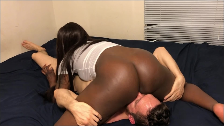[Full HD] Black Teen Rides White Guy S Dick And Face Gets Creampied - Hurricane Dick - - 00:17:58 | Verified Amateurs, Verified Couples, Young - 369,3 MB