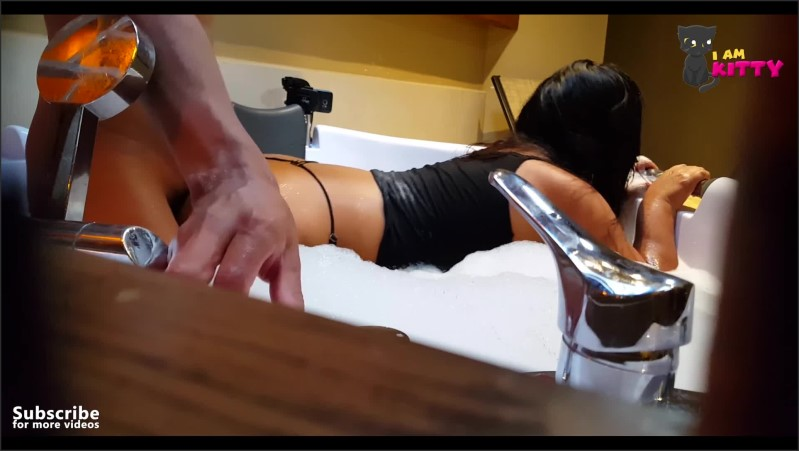 [Full HD] Good Fucking With Big Ass In The Jacuzzi From Latina  - I_Am_Kitty - -00:10:15 | Young, Perfect Teen Ass, Latin - 385,4 MB