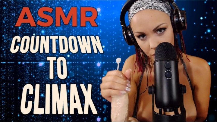 Immeganlive Asmr Countdown To Climax