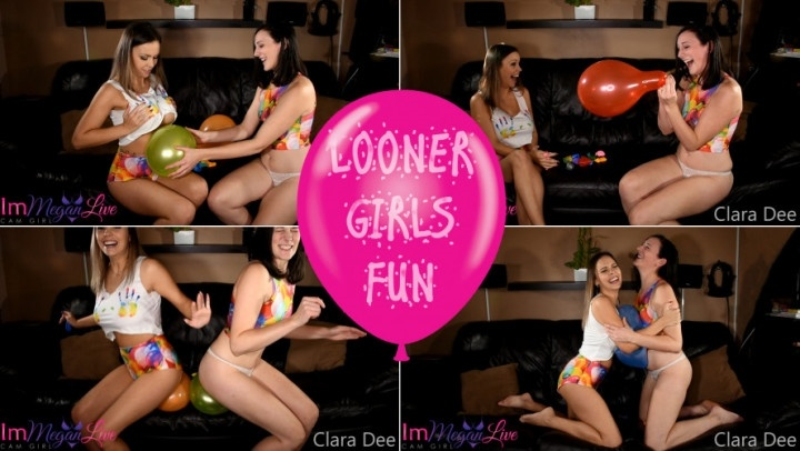 Immeganlive Looner Girls Fun