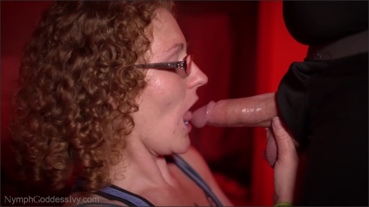 [Full HD] Milf Redhead Ivy Gives Hubby A Fun Slurping Kneeling Blowjob - Ivy McNea - - 00:09:43 | Slurping Blowjob, Glasses Blowjob - 155,8 MB
