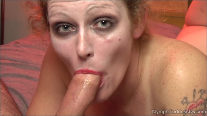 [Full HD] Nymph Goddess Ivy S Vampire Blowjob Halloween 2018 Edition - Ivy McNea - - 00:12:57 | Halloween, Cum In Mouth - 260,5 MB