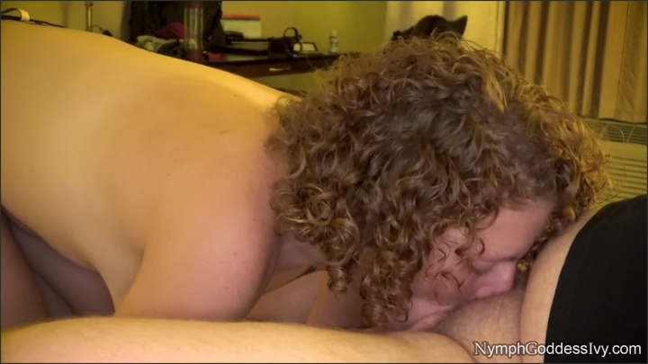[Full HD] Nymph Goddess Ivy Swallows A Fan S Cum While Hubby Films - Ivy McNea - - 00:12:00 | Tounge Ring, Cum Swallow - 382 MB