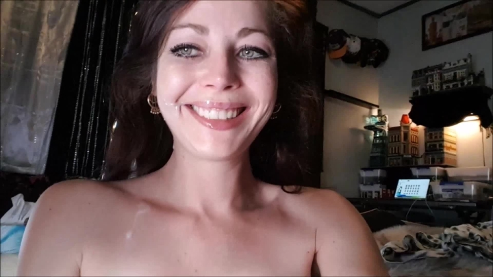 Jade Styles Facial Before Live Cam