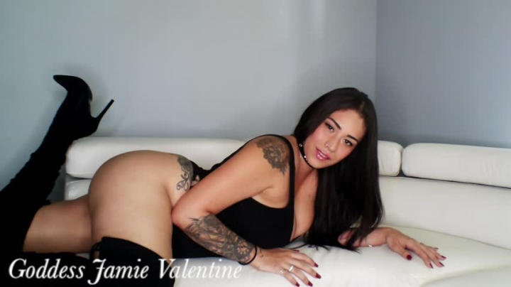 Jamie Valentine Stroke To My Ass