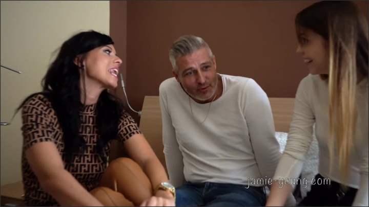 [Full HD] Your Craziest Sex Experience Pornstar Pillowtalk 9 Vicky Brown And Cicero - Jamie Young Extras - - 00:11:25 | Sex Toys, Cicero - 246,8 MB