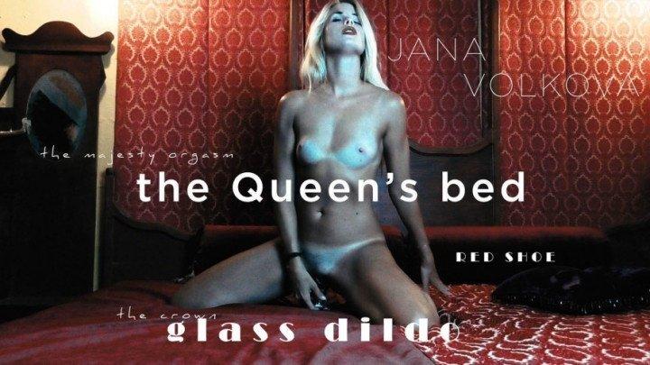 Janavolkova The Queens Bed Hd