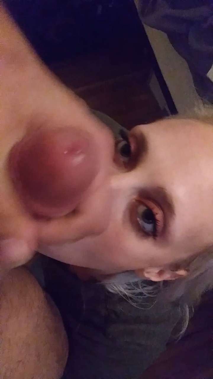 Jandjcouple Cum All Over My Pretty Face