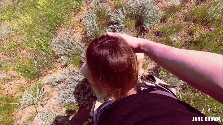[Full HD] Pretty Teen Fucks And Looks At The Ships Public Sex On Wild Beach - Jane Brown - - 00:08:25 | Babe, Pov Blowjob - 827,8 MB