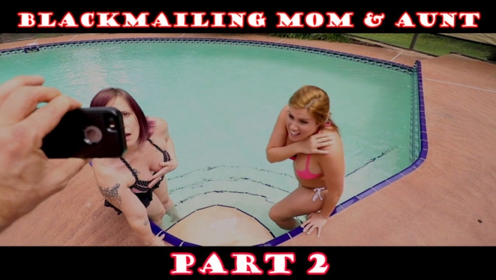 [HD] Jane Cane Blackmailing Mom And Aunt Part 2 - Jane Cane - ManyVids - 00:05:53   Taboo, Handjobs - 320,9 MB