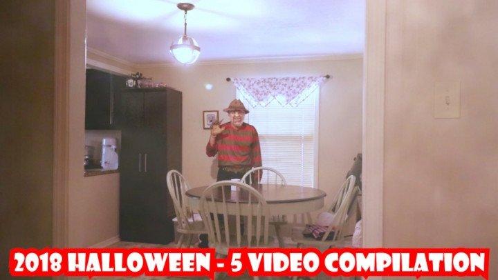 [HD] Jane Cane Halloween Compilation 5 Videos - Jane Cane - ManyVids - 00:47:05   Pov, Taboo - 1,5 GB