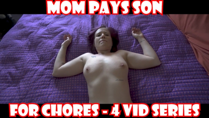 [HD] Jane Cane Mom Pays Son For Chores Complete Series - Jane Cane - ManyVids - 00:31:59 | Assisted Masturbation, Pov - 1,2 GB