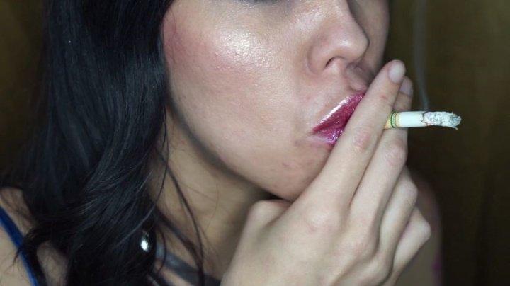 Jasminedark Smoking During Bj