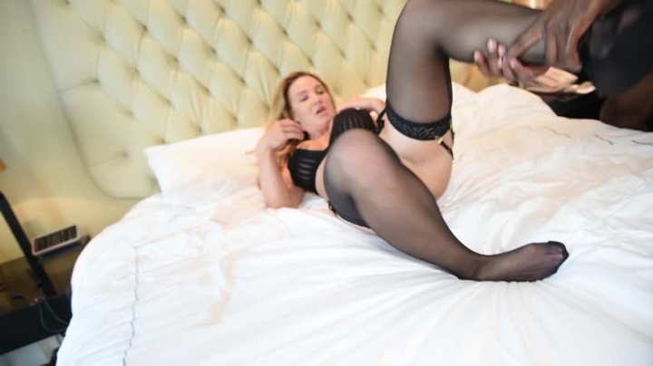 Jeanclaude1213 Insanely Sexy Blonde Gets Bbc Treatment
