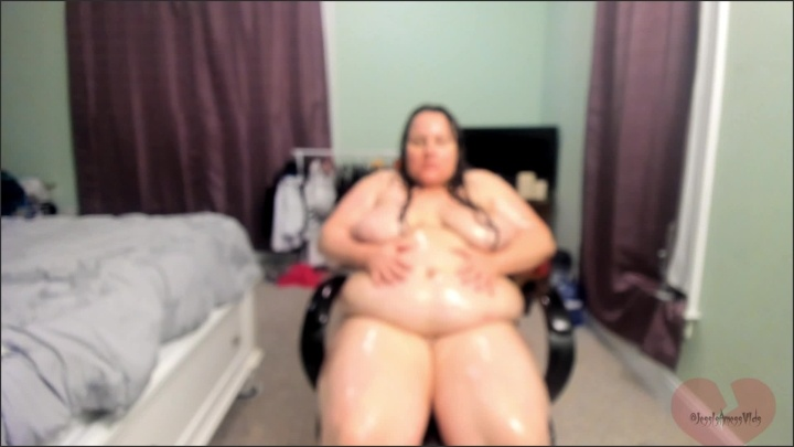 Jessisamessvids Oil Body Worship