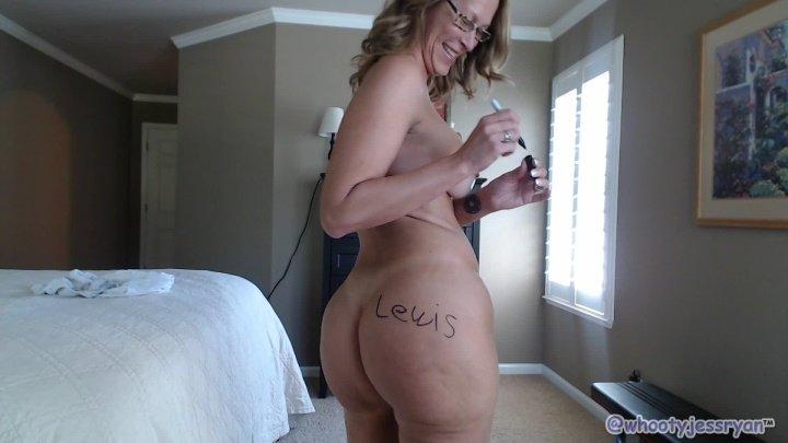 Jessryan Mom Ass Clapping Encouragement