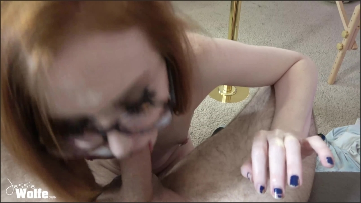 [WQHD] Jessie Wolfe Red Head Gets Fucked In The Ass After Teasing My Dick Over And Over  - Jessie Wolfe -  - 00:21:42 | Muscular Men, Verified Amateurs - 771,1 MB