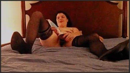 [LQ] Brunette Hotwife Fucks And Cums All Over Her Bbc Dildo - Jillian Lei - - 00:06:48   Big Black Dick, Fuck My Wife Please - 21,3 MB