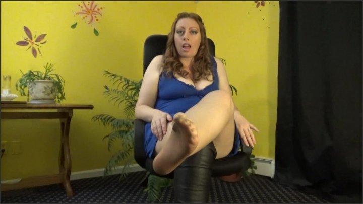 Josie6Girl Secret Sweaty Foot Worship