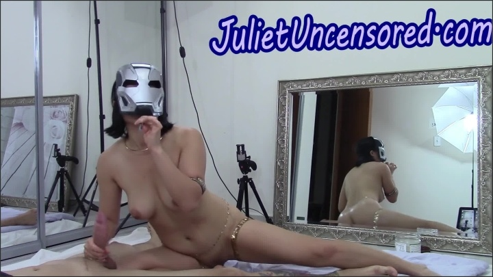 [Full HD] Loud Twitching Orgasmic Fuck I Am Iron Man - JulietUncensoredRealityTV - - 00:32:27 | Behind The Scenes, Vaping And Fucking - 585,8 MB
