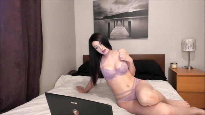 Justviolet Violet Watches Porn