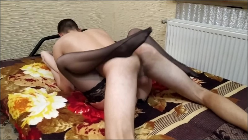 [Full HD] Tender Sex Step Sister In Sexy Lingerie With A Big Ass Came To Visit  - Just_BigAss - -00:07:27 | Teen, Stepmother - 175,2 MB