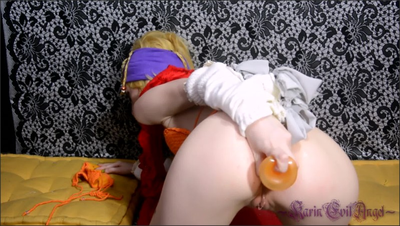 [Full HD] Rikku Final Fantasy Fucking And Fingering Her Tight Pussy Til Cum  - KarinEvilAngel - -00:32:41 | Feet, Blonde - 1,2 GB
