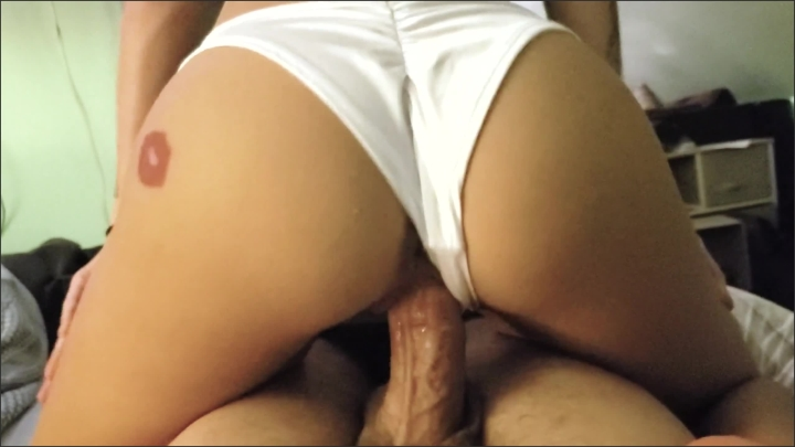 Kassandra Stone Grinding Your Cock In Reverse Cowgirl With My Tight Af Pussy