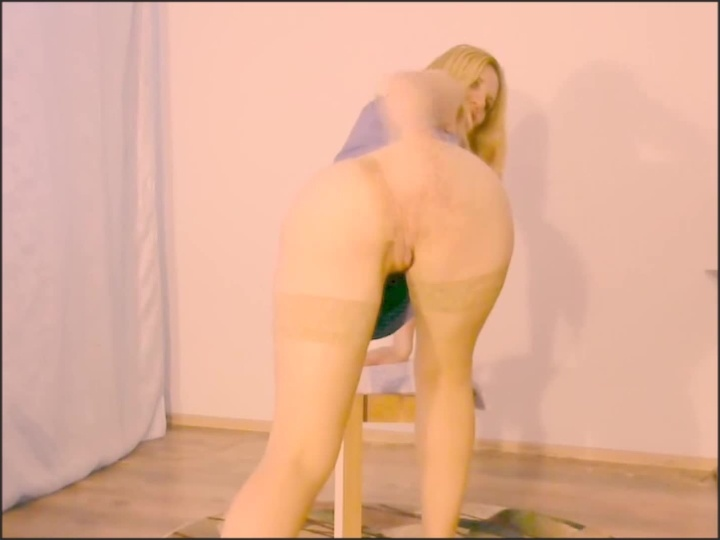 [Full HD] Hot Girl Masturbating On The Chair And Got A Loud Orgasm - Katimodel - - 00:08:13 | Gorgeous, Amazing, Exclusive - 62,5 MB