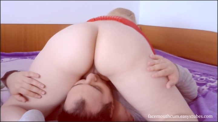[Full HD] Licking Clit Pussy Until She Cums - Katimodel - - 00:10:08   Amateur Wife, Couple Sex On Bed, Cunt Licking - 130,9 MB
