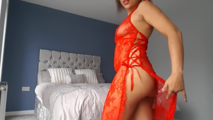 Kaylalouise New Lacy Lingerie Tease