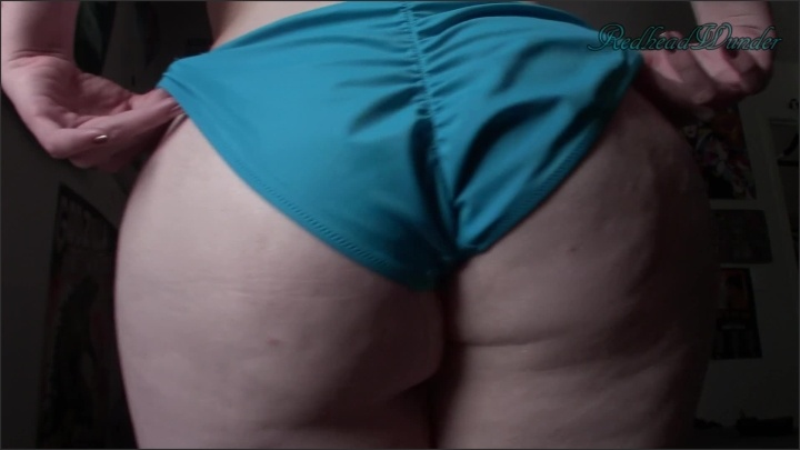 [Full HD] Redhead Pawg Ass Tease Spread In String Bikini - KellyShamrock - - 00:09:00 | Ass Spread, String Bikini, Verified Amateurs - 368,2 MB