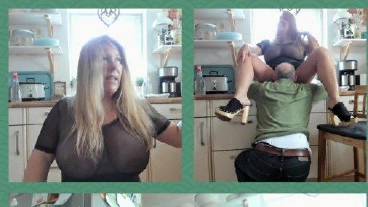 Kimvandyke His Wife Likes No Licking
