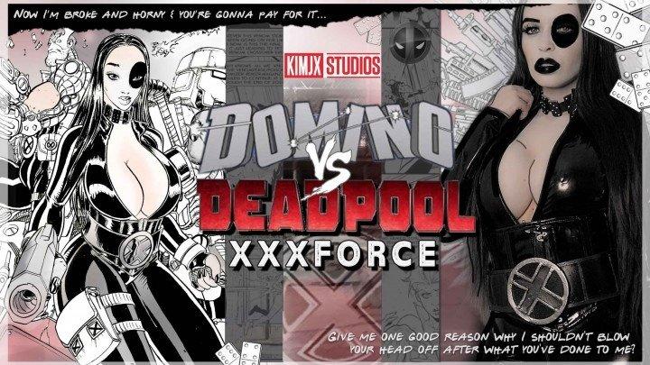 Kimberleyjx Domino Vs Deadpool Xxxforce