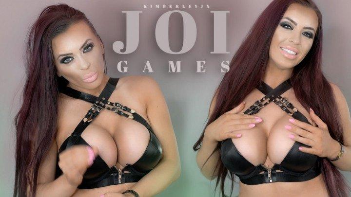 Kimberleyjx Joi Games