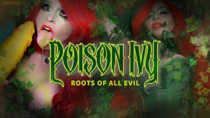 Kimberleyjx Poison Ivy Roots Of All Evil