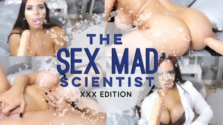 Kimberleyjx The Sex Mad Scientist