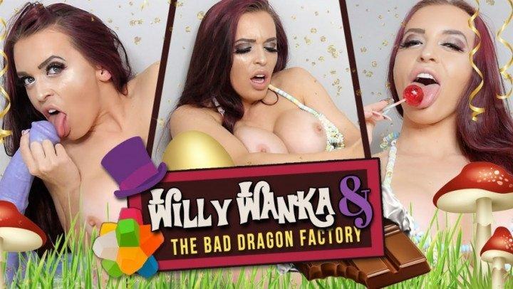 Kimberleyjx Willy Wanka And The Bad Dragon Factory