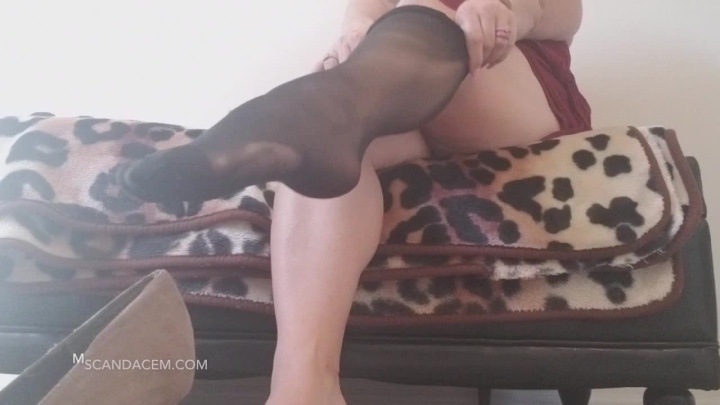 Kittencandy Big Legs And Stockings
