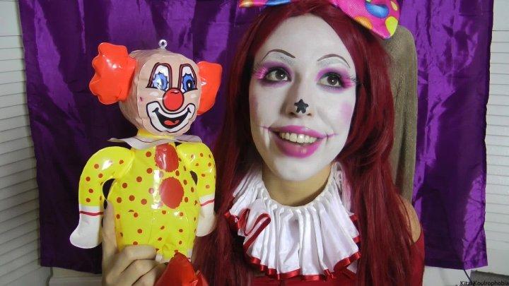 Kitzi Klown Inflatey Toys