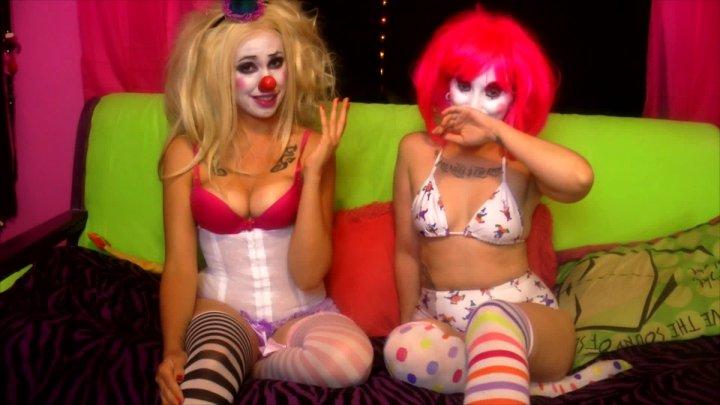 Kitzi Klown Potty Dance Humiliation