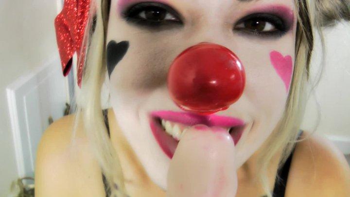 Kitzi Klown Virtual Clowny Blowjob
