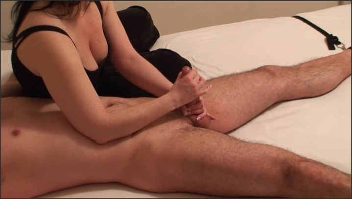 A Hj027A Ticklish Handjob Part A 00.08.58 720P