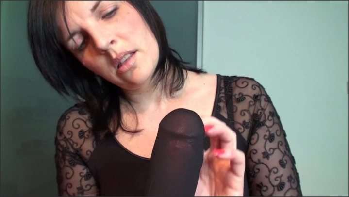 A Hj118A Going Mad In Black Tights Part A 00.09.24 720P