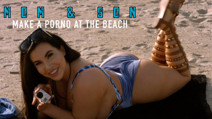 [Full HD] Korina Kova Mom Amp Son Make A Porno At The Beach 4K - Korina Kova - ManyVids - 00:21:03 | Milf, Taboo, Bbw - 2,3 GB