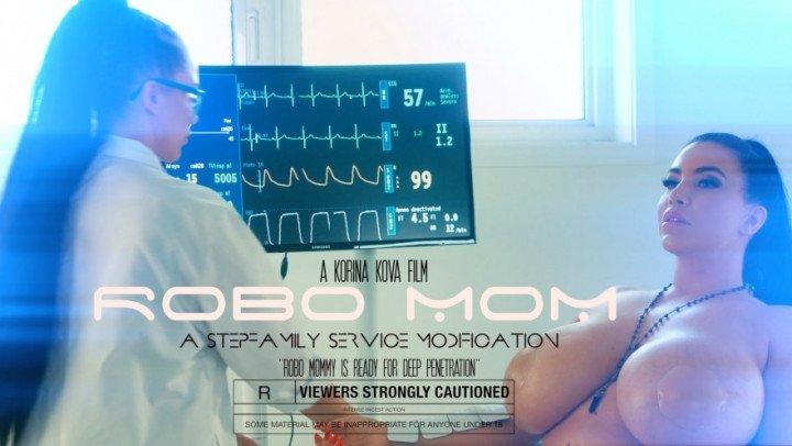 Korina Kova Robo Mom Family Services Modification