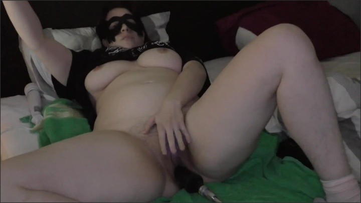 [Full HD] Female Edging First Try Double Penetration On Fuck Machine Squirt - KrystalKay - - 00:57:56 | Solo Female, Nederlands, Female Edging - 716,1 MB
