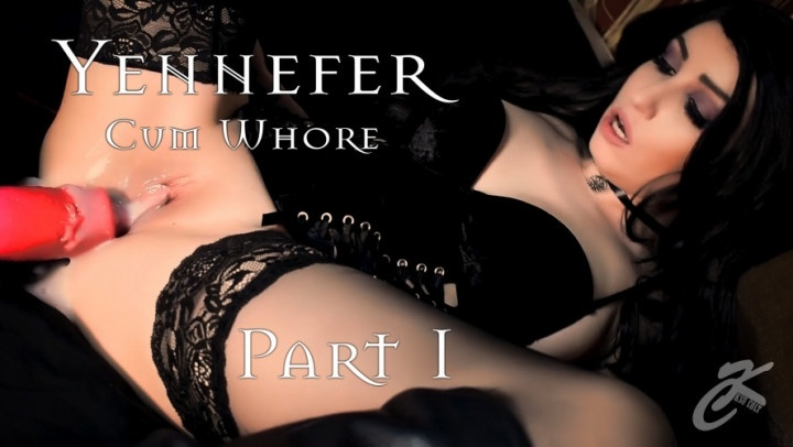 Ksucolt Yennefer Cum Whore Part 1