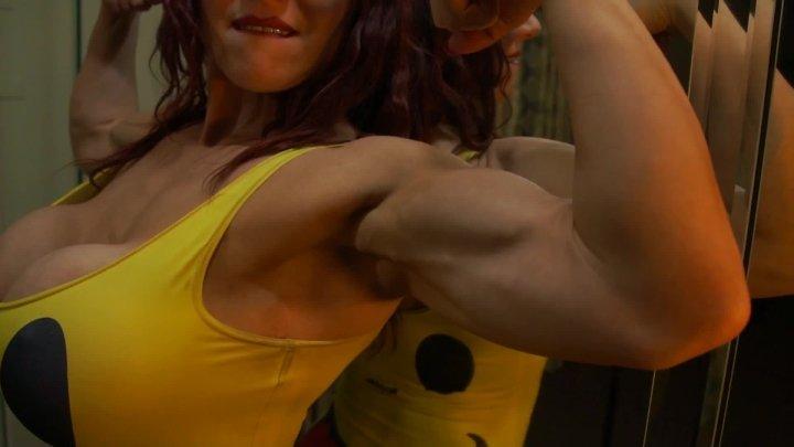 Kylee Nash Worship My Bulging Biceps